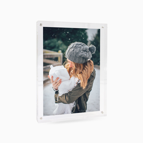Mp Acrylic Frame 4x6 V Floating Image 3 5x5 Acrylic Prints