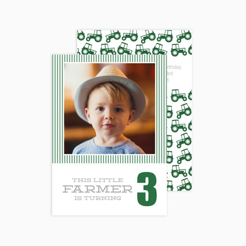 Birthday | Little Farmer