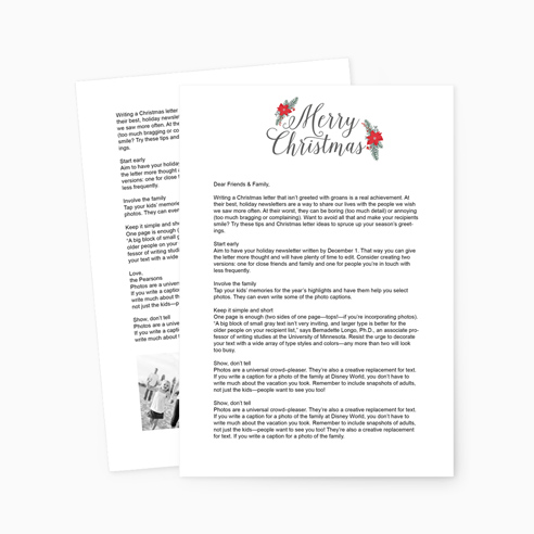 Holiday Letter 004