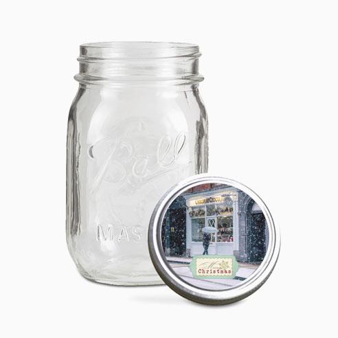 Jar Topper Set 02
