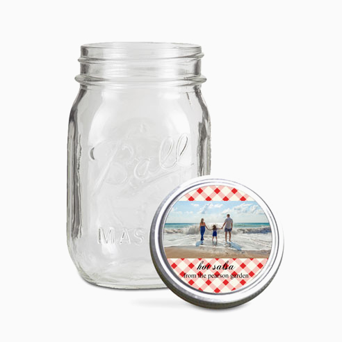 Jar Topper Set 04