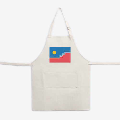 SF Flag Apron