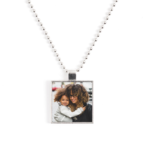 Gift - Square Pendant Necklace