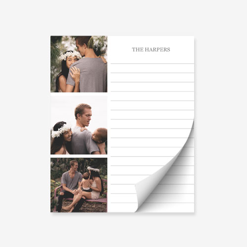 stationery/notepads/photos-and-lines