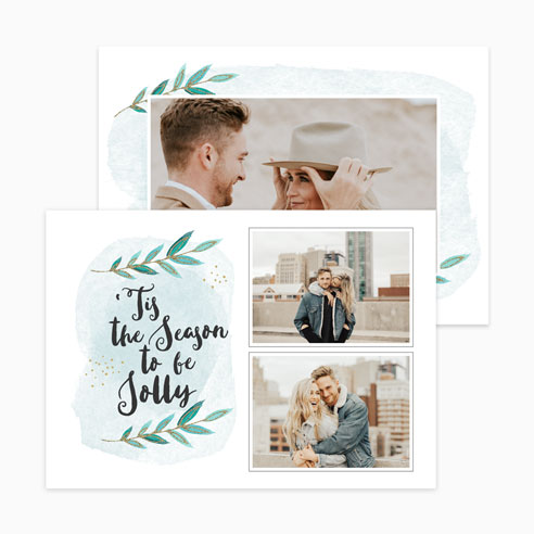 Cards_&_Stationery/_Holiday/Flat_Holiday_Cards